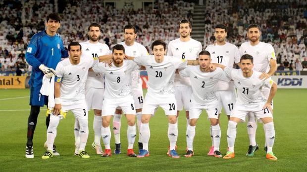 Mundial 2018: Irán, un equipo disciplinado que se clasificó tras 1.108 minutos sin encajar un gol