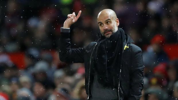 Guardiola, desafiante por los «Jordis»: «Si me quieren sancionar, adelante»