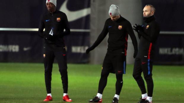 Iniesta: «Me molestaría que Neymar fichara por el Madrid porque es único y determinante»