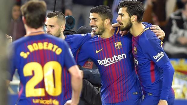 El Barça desnuda al fantasma