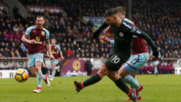 El Burnley salva un punto contra el Manchester City