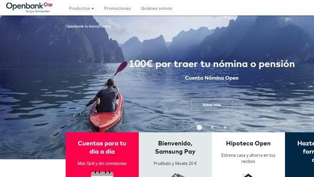 El Santander lanzará Openbank en Reino Unido, Estdos Unidos e Iberoamérica