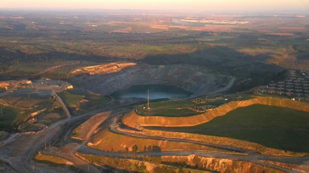 El resultado de los sondeos en la mina de Aznalcóllar mejora las previsiones