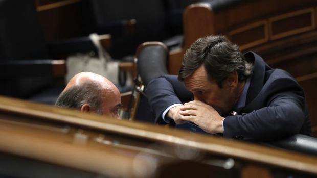 El Congreso convalida el real decreto para facilitar la salida de empresas de Cataluña
