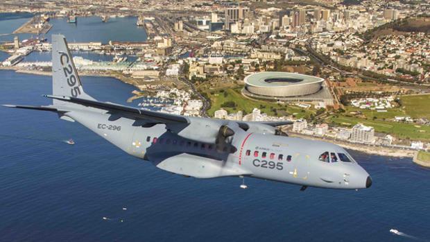 Emiratos Árabes Unidos compra cinco Airbus C295 que se fabrican y ensamblan en Sevilla
