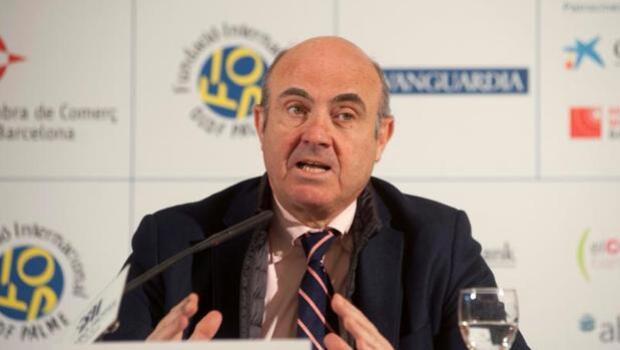 De Guindos dice que el Estado privatizará Bankia «tan pronto como sea posible»