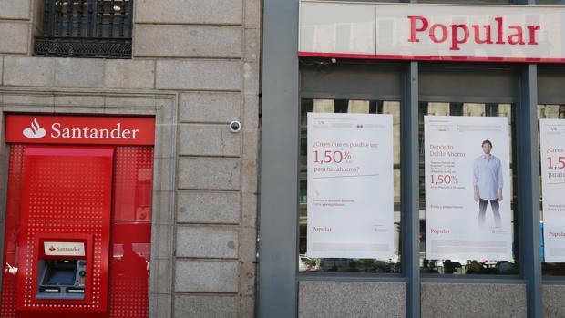 Santander: al ataque de sus máximos históricos