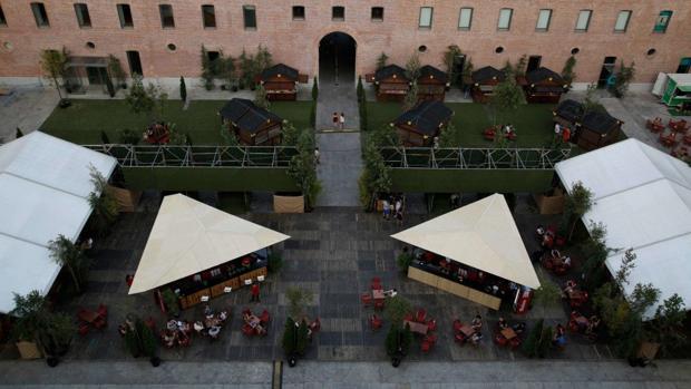 El verano de los urbanitas madrileños