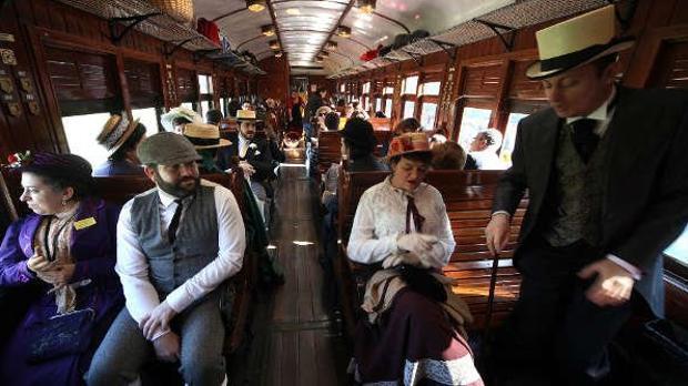 El Tren de la Fresa regresa con nuevas rutas por Aranjuez