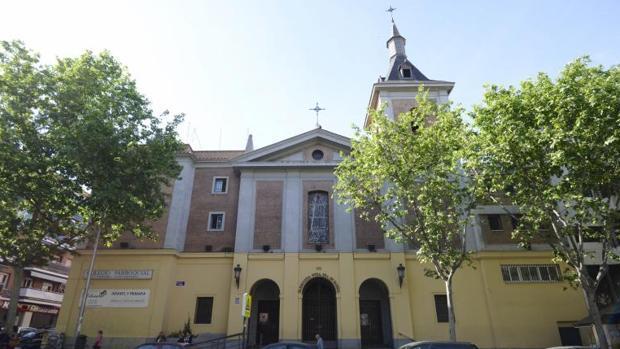 Parroquia de Nuestra Señora del Rosario de Fátima: templo y escuela de inserción social