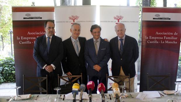 El 2 de octubre se inaugura en Toledo el XX Congreso de la Empresa Familiar