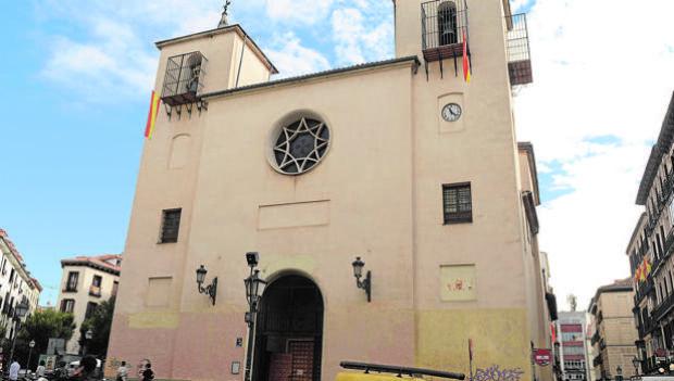 San Ildefonso, una parroquia en medio de la encrucijada