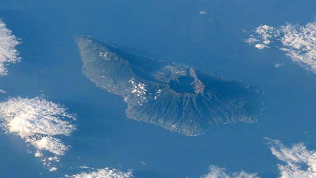 Aumenta la actividad sísmica del volcán de Cumbre Vieja, La Palma