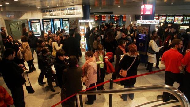 La salas de Madrid se preparan, desde hoy, para la Fiesta del Cine