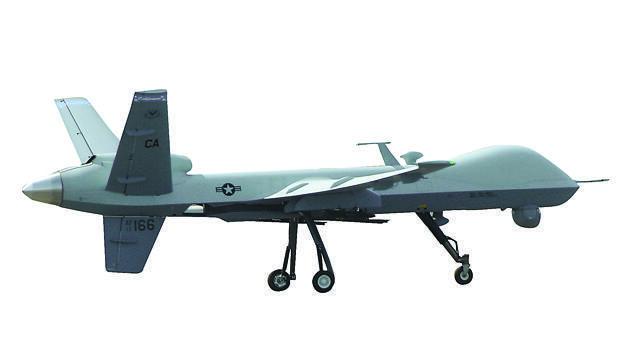 Badajoz y Lanzarote, bases del avión no tripulado Reaper del Ejército del Aire