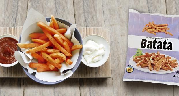 Batata congelada: así son las «patatas» fritas veganas que han causado furor en Mercadona