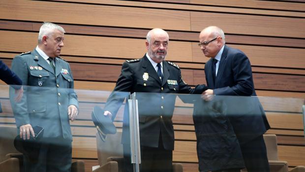 Las Cortes de Castilla y León aprueban una resolución de apoyo a la actuación de Policía y Guardia Civil en Cataluña