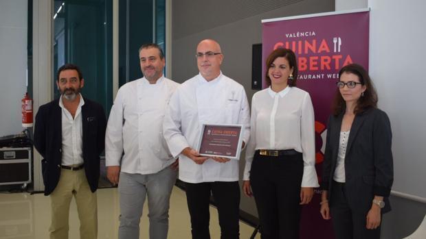 València Cuina Oberta: una semana para disfrutar con los mejores chefs y restaurantes con estrella Michelin