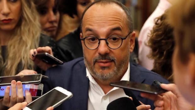 PDeCAT y ERC piden a Rajoy que no siga adelante con el 155 e interprete que Puigdemont ofrece una «tregua»