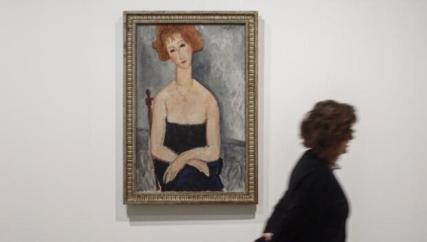 El Bellas Artes de Bilbao prorroga tres semanas más la exposición de las obras de Alicia Koplowitz