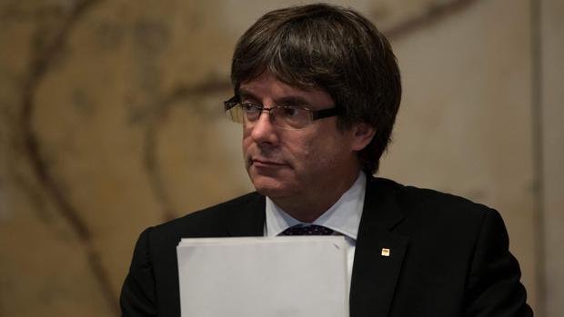 Será, de facto, la destitución de Puigdemont