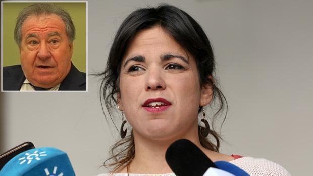El juicio al empresario que simuló besar a Teresa Rodríguez será en febrero de 2019