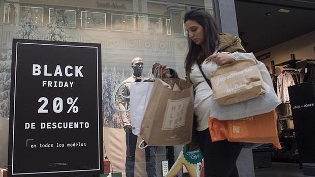 Las marcas que más venderán en el Black Friday en Madrid
