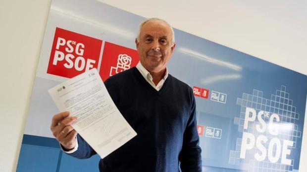Pachi Vázquez regresa a la política y luchará por liderar el PSOE orensano