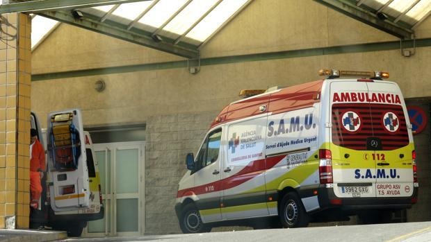 Un operario de 31 años muere al caerse mientras trabajaba en San Vicente del Raspeig