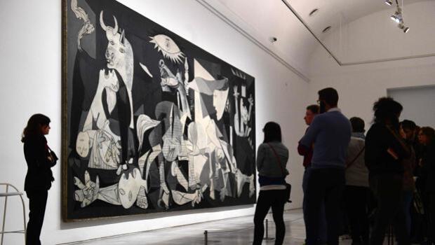 El Gobierno vasco considera «muy difícil» que el «Guernica» de Picasso termine en Guernica