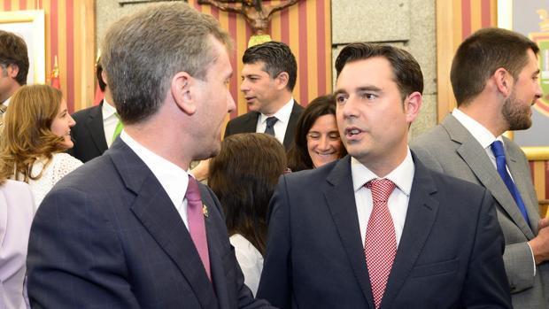 La deuda de Villalonquéjar marcará el futuro del alcalde de Burgos