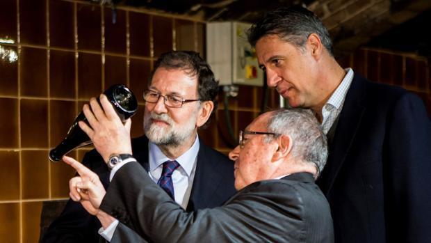 Rajoy: «Pido que no se boicotee a nadie por ser catalán»