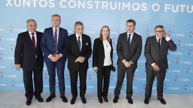 El Celta construirá su ciudad deportiva en Mos