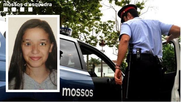 Encuentran a la menor desaparecida en Barcelona