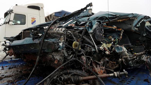 Mueren tres motoristas en accidentes de tráfico este fin de semana