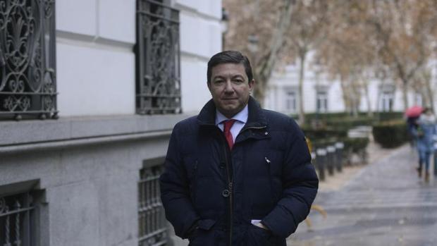 Pedro Calvo culpa a González de su imputación y defiende la legalidad de la compra de Inassa