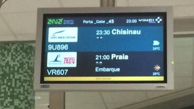 Vinci oferta a Cabo Verde la gestión de aeropuertos