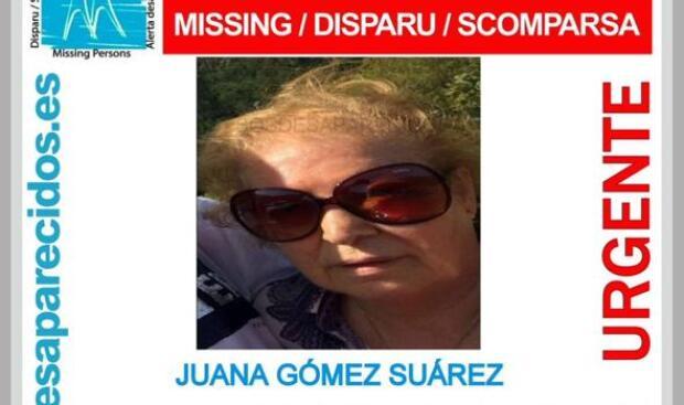 Encuentran a la mujer de 86 años desaparecida en Benidorm