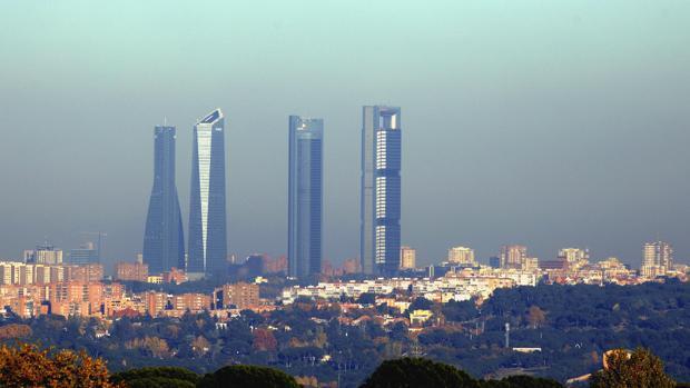 Máximo de contaminación en Madrid: los niveles volvieron a subir en 2017