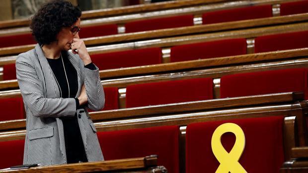 Junqueras insiste al Supremo para poder asistir al Pleno de investidura en el Parlament