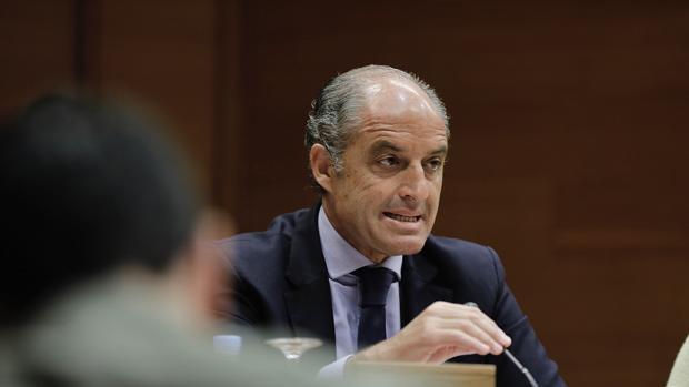 Compromís llevará a las Cortes una PNL para reclamar la dimisión de Camps en el Consell Jurídic Consultiu