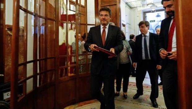 El ministro de Justicia viaja a Cuba para fortalecer la cooperación judicial