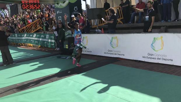 Gran Canaria Maratón, con la promoción exterior de las islas