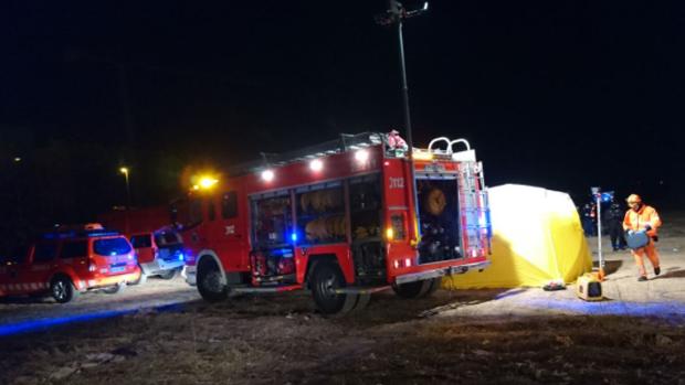 Tres muertos y un herido grave en una colisión múltiple en Benissa