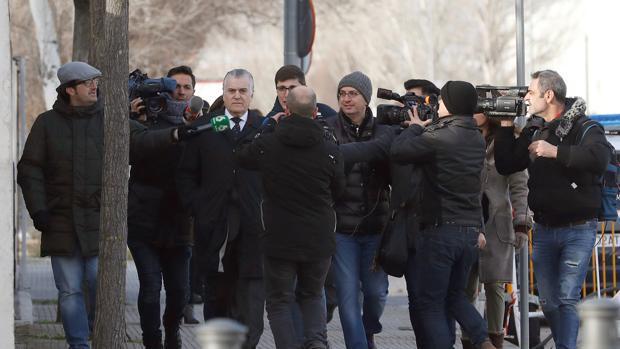 Bárcenas corrobora la confesión de Costa sobre la financiación irregular del PP en Valencia