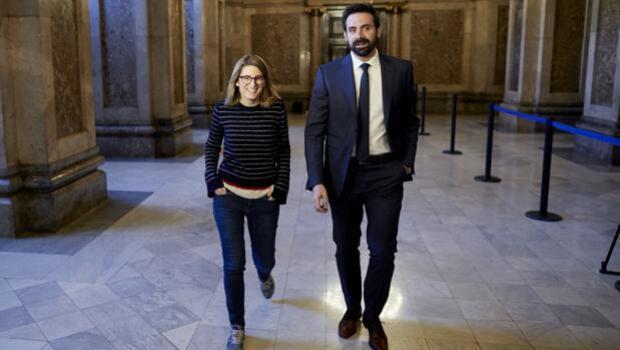 La investigación del 1-O implica a Elsa Artadi en los preparativos del referéndum ilegal