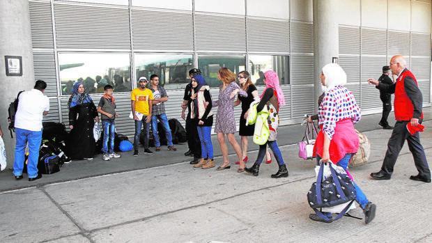 La otra cara de la acogida gallega de refugiados