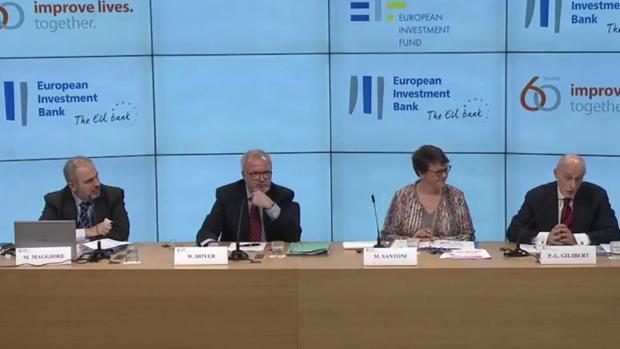 Carta a Hoyer, presidente del BEI