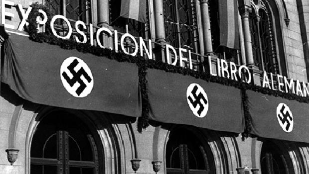 Los nazis ocupan Barcelona (otra vez)
