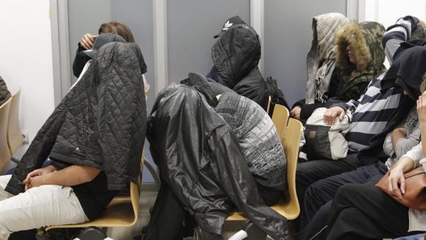 Aplazado el juicio por el mayor golpe a la Mara Salvatrucha en España